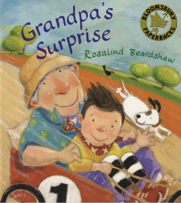 Grandpa's Surprise by Rosalind Beardshaw