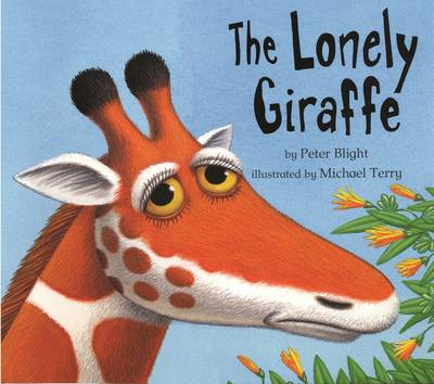 The Lonely Giraffe by Peter Blight