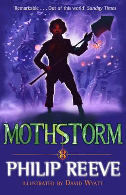 Larklight 3: Mothstorm by Philip Reeve