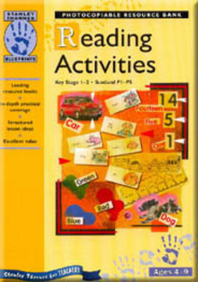 Reading Activities Key Stage 1-2, Scotland P1-P5 by Carol Cort