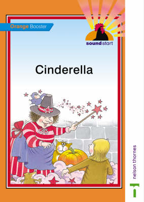 Sound Start Orange Booster - Cinderella by John Jackman, Hilary Frost