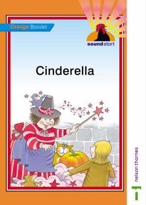 Sound Start Orange Booster - Cinderella by John Jackman, Hilary Frost