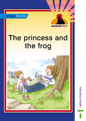 Sound Start Indigo Booster - The Princess and the Frog by John Jackman, Hilary Frost