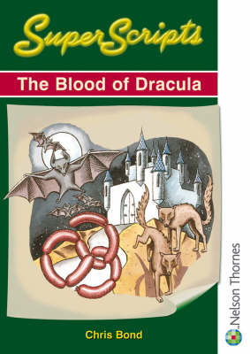 Superscripts - The Blood of Dracula by Christopher Bond