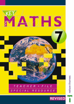 Key Maths 7 Special Resource Teacher File by Val Crank, Julie Gallimore, Gill Hewlett, Jo Pavey