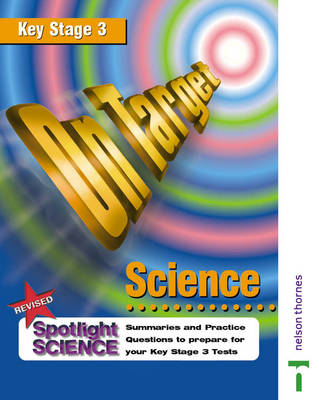 On Target Science Key Stage 3 by Keith Johnson, Gareth Williams, Williams Services Ltd, Sue Adamson