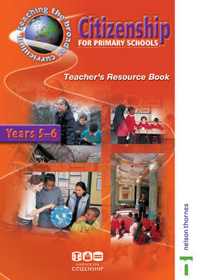 Citizenship for Primary Schools Teachers Book by Stephanie Turner