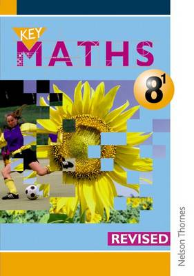 Key Maths 8/1 Pupils' Book by David Baker, Paul Hogan, Barbara Job, Irene Patricia Verity