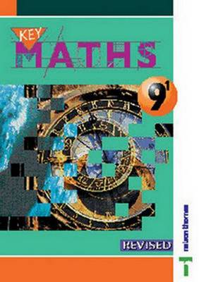 Key Maths 9/1 Pupils' Book by David Baker, Paul Hogan, Barbara Job, Irene Patricia Verity