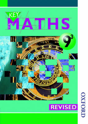 Key Maths 9/3 Pupils' Book by David Baker, Paul Hogan, Barbara Job, Irene Patricia Verity