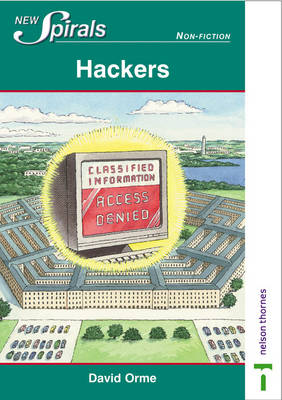 Hackers by David Orme