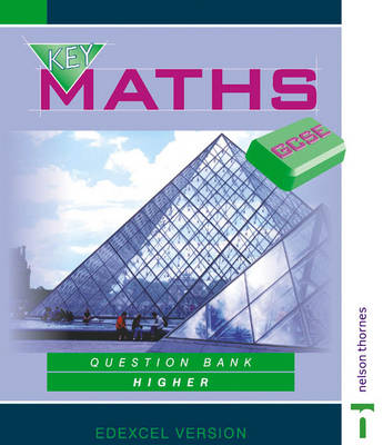 Key Maths Question Bank GCSE by David Baker, Paul Hogan, Barbara Job, Peter Sherran