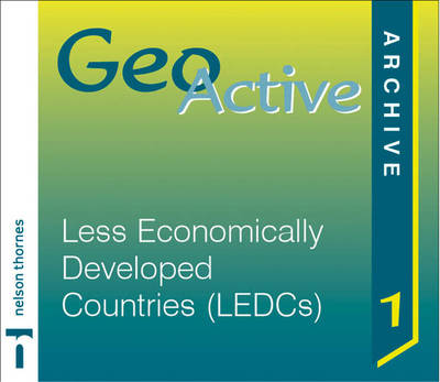 Geoactive Archive CD-ROM 1 - Less Economically Developed Countries (LEDCs) by