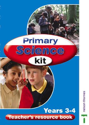 Primary Science Kit Teacher Resource Book by Rosemary Sherrington
