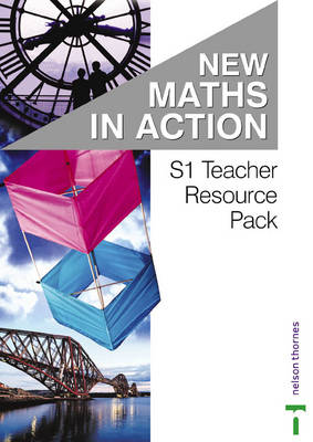 New Maths in Action Teacher Resource Pack by A.G. Robertson, Edward C.K. Mullan, Robin D. Howat, G. Marra