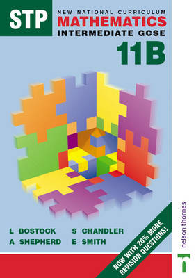 STP National Curriculum Mathematics 11B by L. Bostock, A. Shepherd, F. S. Chandler, Ewart Smith