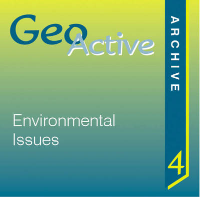 GeoActive Archive Environmental Issues by