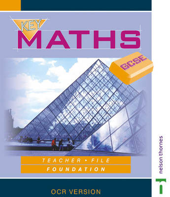 Key Maths GCSE Teacher File by David Baker, etc.
