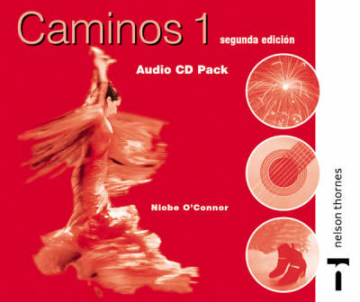 Caminos Audio CD Pack by Ron Wallace, Niobe O'Connor, Karen House