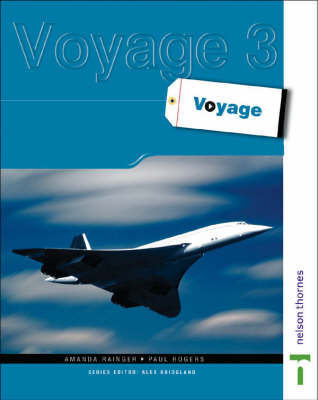 Voyage Student's Book by Amanda Rainger, Paul Rogers