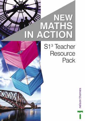New Maths in Action Teacher Resource Pack by Robin D. Howat, Edward C.K. Mullan, Ken Nisbet, A.G. Robertson