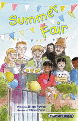 Wellington Square Think About it Summer Fair Citizenship by Jillian Powell