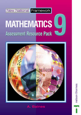 New National Framework Mathematics Assessment Resource Pack 9 by Andrew Baines, M.J. Tipler