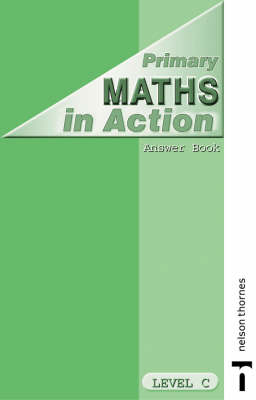 Primary Maths in Action Answer Book by Edward C.K. Mullan
