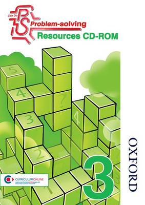 Can Do Problem Solving Year 3 Resources CD-ROM by Sarah Foster, Lynsey Ankers