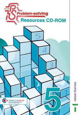 Can Do Problem Solving Year 5 Resources CD-ROM by Cathy Atherden, Sarah Foster, Lynsey Ankers