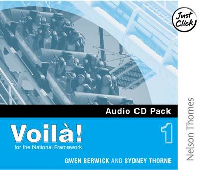 Voila! 1 Audio CD Pack by Gwen Berwick, Sydney Thorne