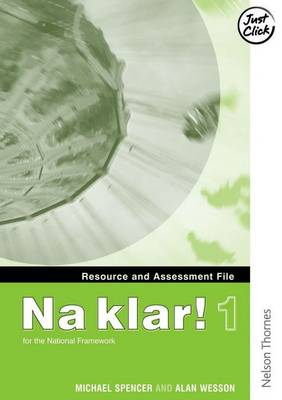 Na Klar! 1 - Resource and Assessment File by Geoff Brammall