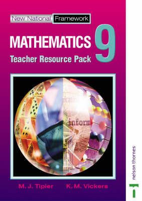New National Framework Mathematics Core by M.J. Tipler