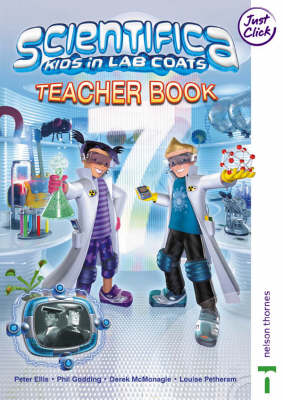 Scientifica Teacher's Book 7 (Levels 4-7) by David Sang, Lawrie Ryan, Louise Petheram, Jane Taylor