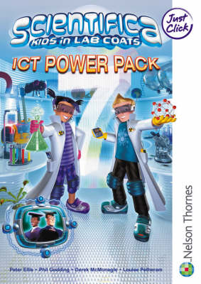 Scientifica ICT Power Pack 7 by Lawrie Ryan, Jane Taylor, Louise Petheram, Derek McMonagle