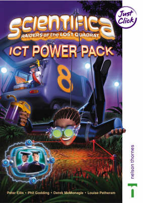 Scientifica ICT Power Pack 8 by Lawrie Ryan, Jane Taylor, Louise Petheram, Derek McMonagle