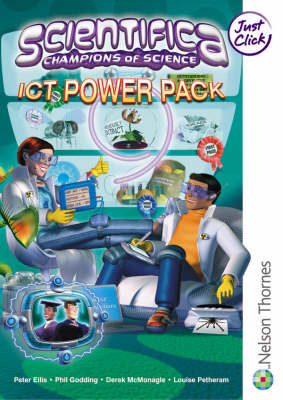 Scientifica ICT Power Pack 9 by Jane Taylor, Lawrie Ryan, Louise Petheram, Derek McMonagle