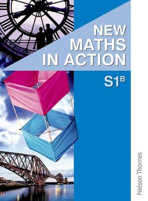 New Maths in Action S1 B Pupil's Book by Martin Brown