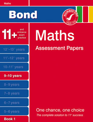 Bond Third Papers in Maths 9-10 Years by J. M. Bond, Andrew Baines