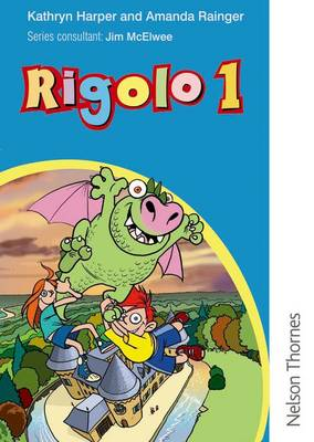 Rigolo 1 for VLE by Kathryn Harper, Amanda Rainger