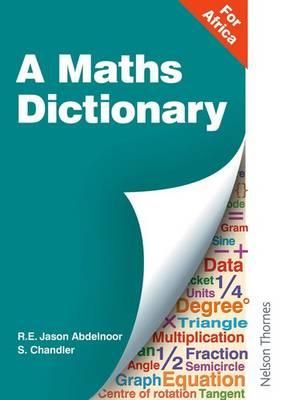 A Mathematical Dictionary for Africa by R. E. Jason Abdelnoor, S. Chandler