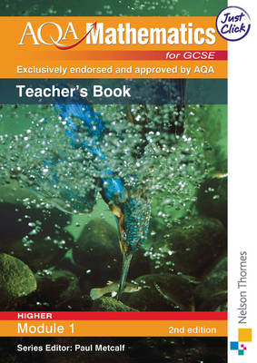 AQA Mathematics Teacher's Book For GCSE by Jan Johns, Chris Sherrington, Margaret Thornton, Mark Willis