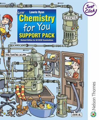 New Chemistry for You Support Pack (File) by Lawrie Ryan