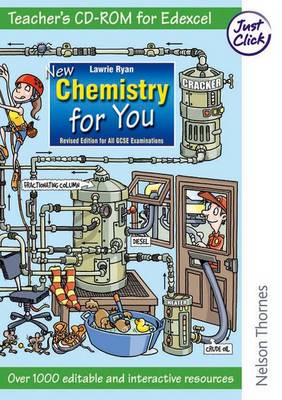 New Chemistry for You Teacher Support/CD-ROM for Edexcel by