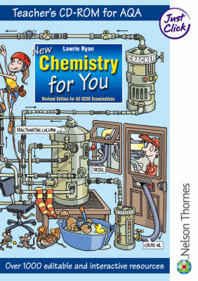 New Chemistry for You Teacher Support CD-ROM by Lawrie Ryan, Roger Frost