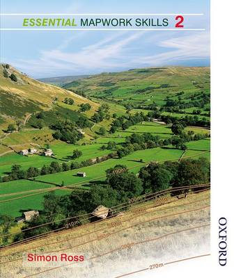 Essential Mapwork Skills 2 by Simon Ross