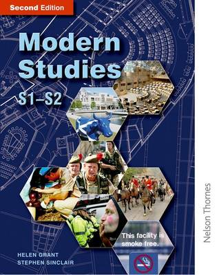 Modern Studies for S1 - S2 by Helen Grant, Stephen Sinclair
