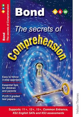 Bond the Secrets of Comprehension 9-11 Years by Michellejoy Hughes