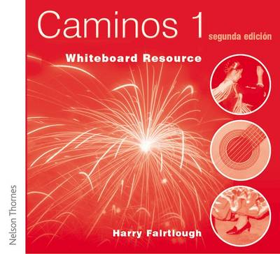 Caminos 1 Segunda Edicion Whiteboard Resource by Harry Fairtlough