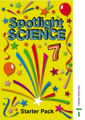 Spotlight Science Starter Pack by Tony Searle, Phil Routledge, Andy Darvill